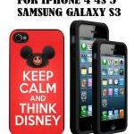 Keep Calm An Think Disney ..