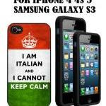Italian Flag Custom Case/c..
