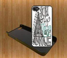 Yolo Custom Case/Cover FOR Apple IPhone 4 5 Samsung S3 /S4 BLACK/WHITE WITH FREE SCREEN PROTECTOR